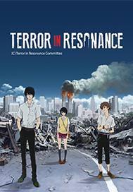 Terror in Resonance Key Art